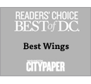 Best of DC Best Wings